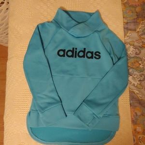 Girl's Adidas Sweater